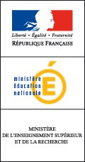 Minist�re de l'Education nationale, Minist�re de l'Enseignement sup�rieur et de la recherche
